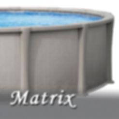matrix, seaspray, above ground pools, above-ground, swimming pool, above ground swimming pool, cheap swimming pool, metal wall pool, vinyl pool, low cost pool,