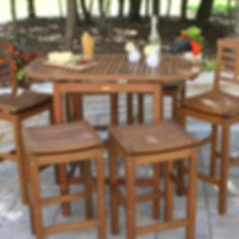 Eucalyptus Pub Table