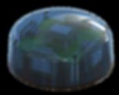 Autonomous sensor for Life Presence Detection, OleaVision360™
