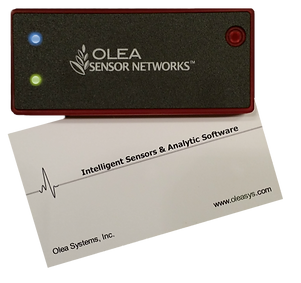Wireless Vital Sign Monitor OleaSense