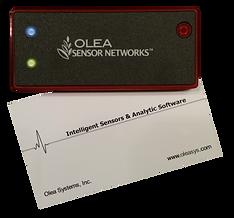 Olea RespiroTrack™ sensor