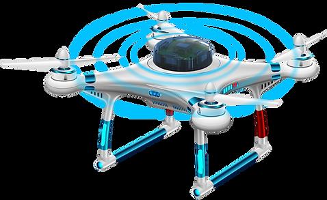 UAV Sensors OleaVision360