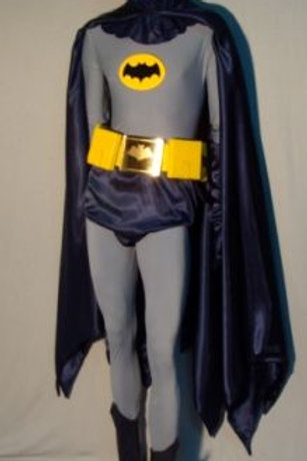 Batman 1966 Adam West Complete Costume Replica Prop