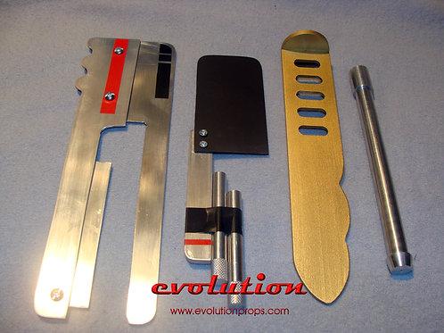 Aluminium Shin Tools Set - Boba Fett / Mandalorian