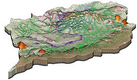 Ruahuwai (Upper Waikato) Catchment Model