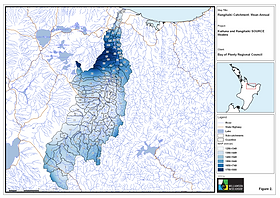 Kaituna and Rangitikei Rivers - SOURCE Catchment Models