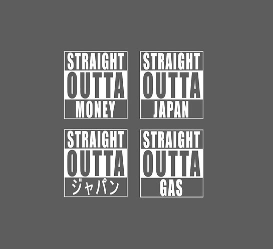 Straight Outta _______
