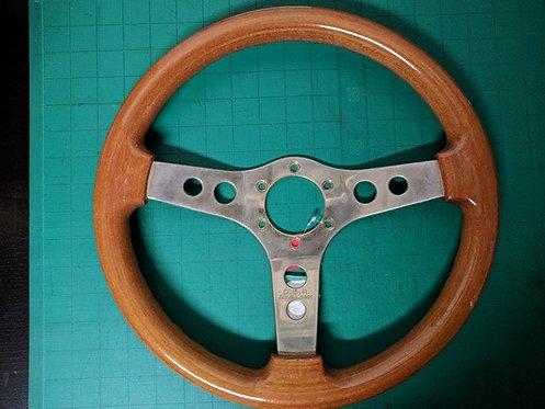 O.B.A. Wood Steering wheel