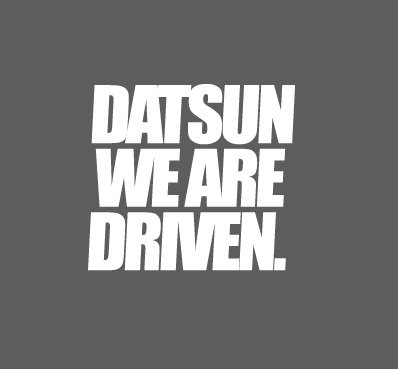 We Are Driven