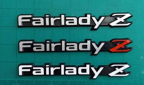 280ZX/S130 - Fairlady Z emblem