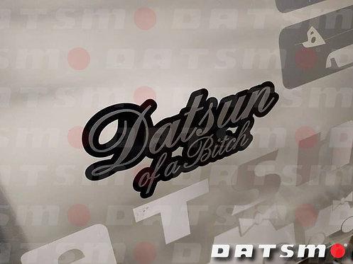 Datsun of a Bitch