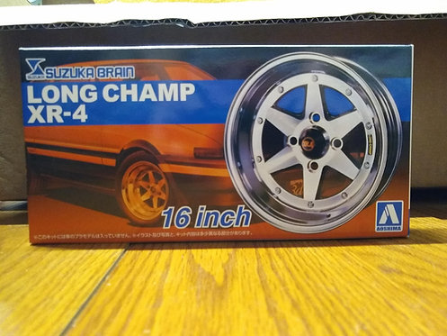 1:24 - LongchampXR-4 wheels