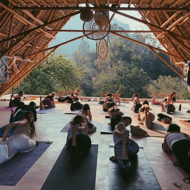 retiro de yoga tepoztlan