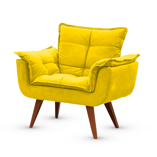 Poltrona Amarela