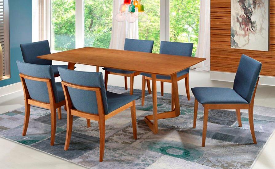 Mesa de Jantar Contempo