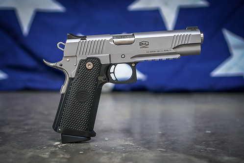 Bull Armory SAS II Tactical Government Stainless Steel 2011
