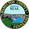 Hamilton County Tennessee official seal
