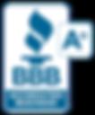 BBB A+ Better Business Bureau Accredited Business