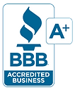 BBB A+ Better Business Bureau Accredited Business