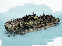 spøgelsesskib