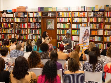 Casa llena en la presentación de #tuestaspaquetequieran 💙 ¿Y ahora qué?