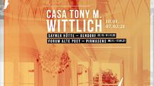 FlUX4ART 2021 CASA TONY M. WITTLICH
