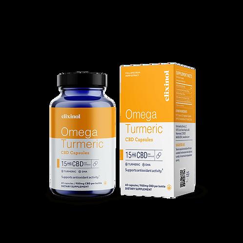 Omega Tumeric Capsules