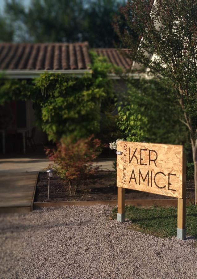 Bienvenue à Ker Amice
