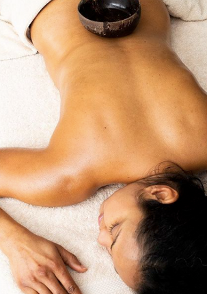 Massage dans votre chambre