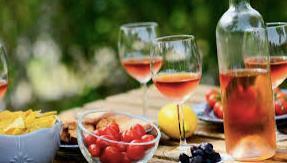Une sélection de vin à votre disposition à Ker Amice