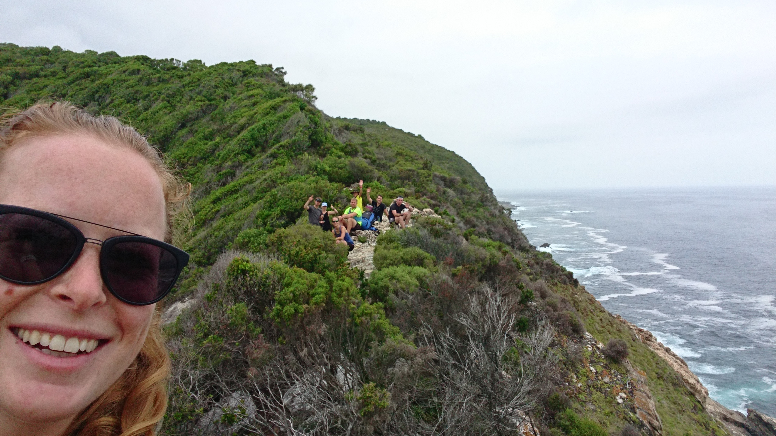 Highcliff view point