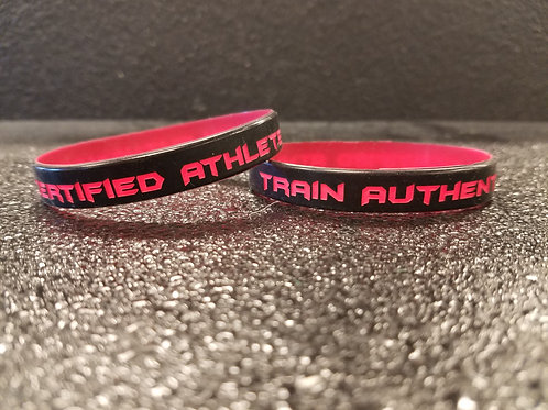 """APC """"Certified Athlete"""" Wrist Bands"""