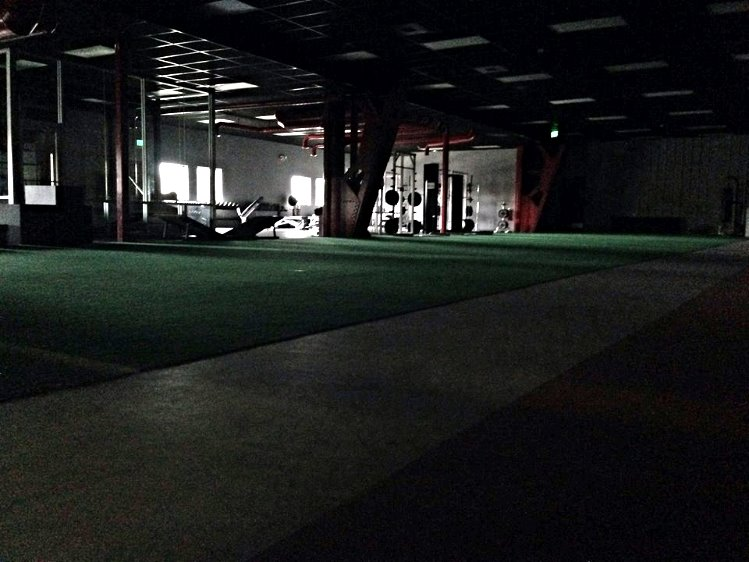Lights Off Facility