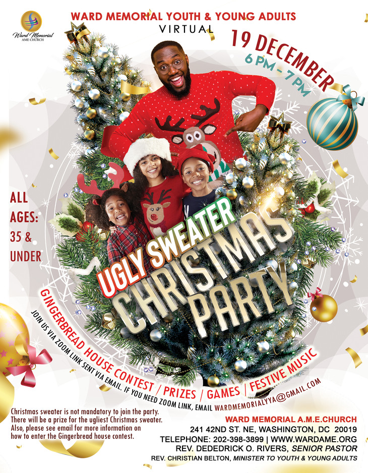 Youth & Young Adult Christmas Party
