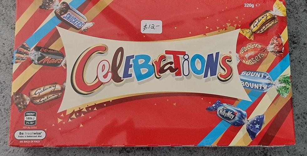 """Boxed Chocolates"" - 320gram"