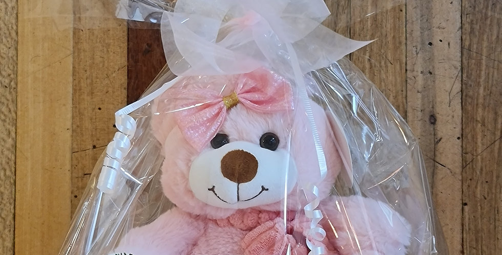 Teddy Bear Headband & Booty Combo