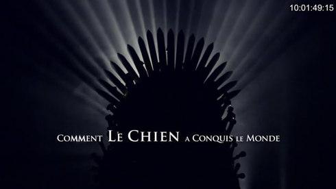 COMMENT LE CHIEN A CONQUIS LE MONDE