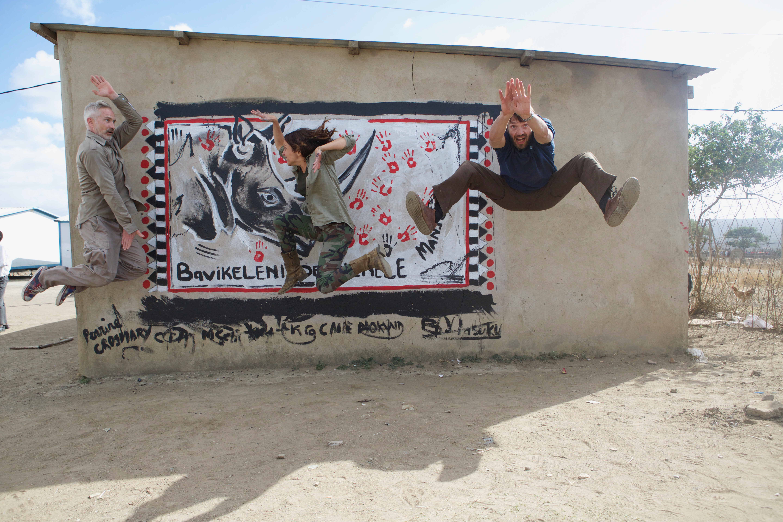 LES NOUVEAUX EXPLORATEURS-AFRIQUE DU SUD, CANAL + 2014