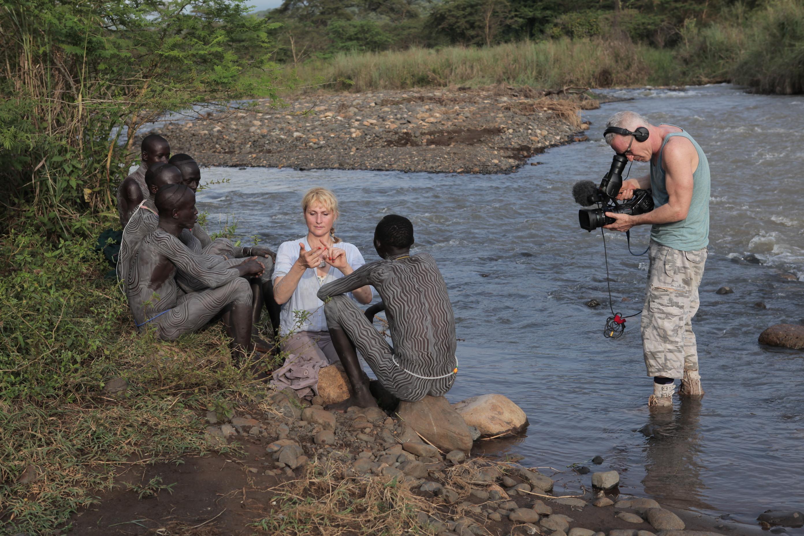 LES NOUVEAUX EXPLORATEURS-ETHIOPIE, CANAL + 2012
