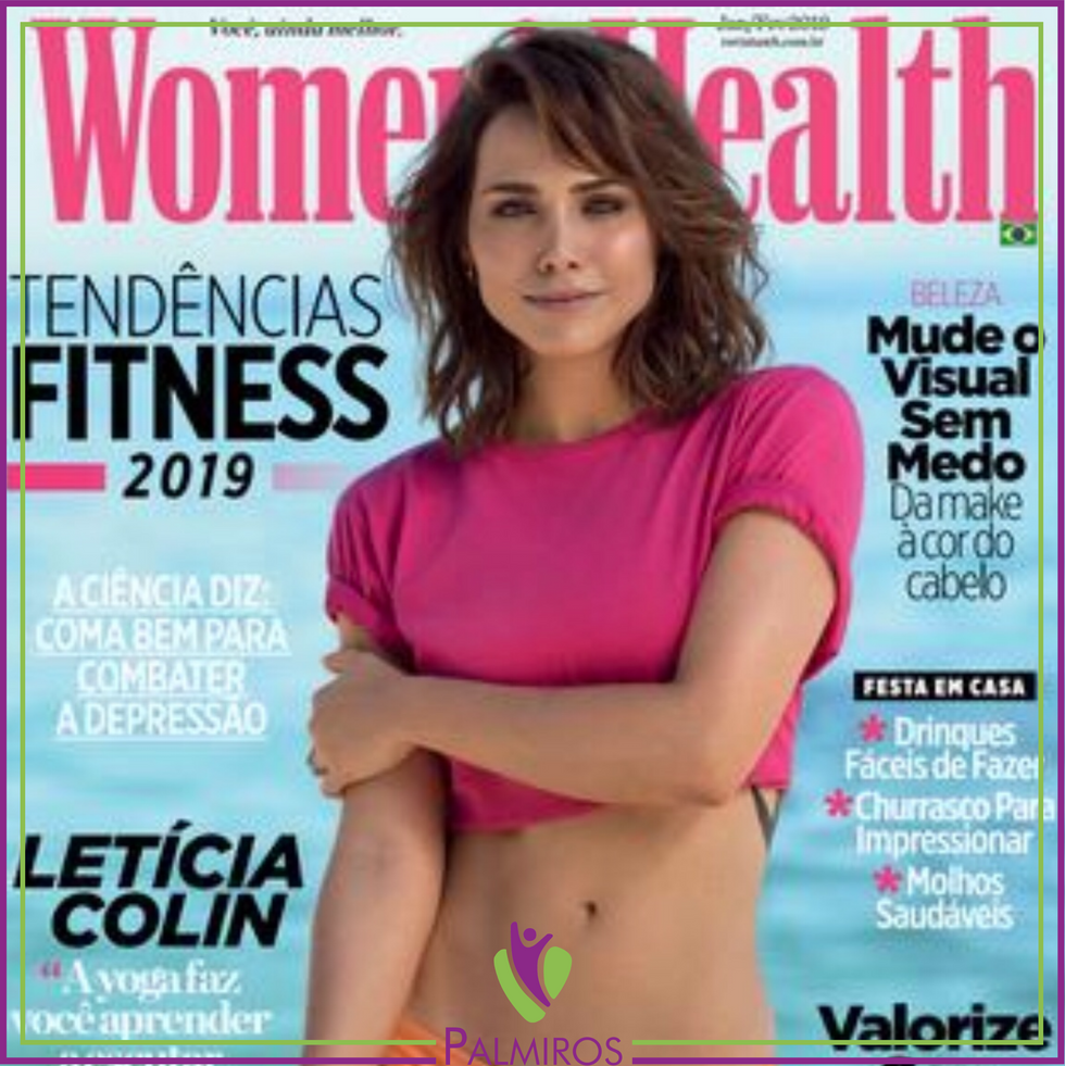 Dra Michelle Palmiro - Women Health - Jan 2019