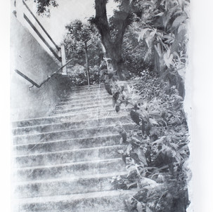 Trail of Touch (Stairs)