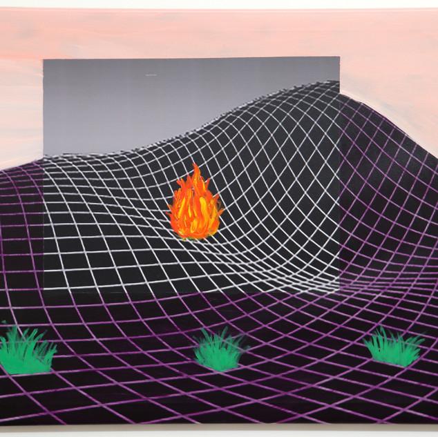 Virtually Burning