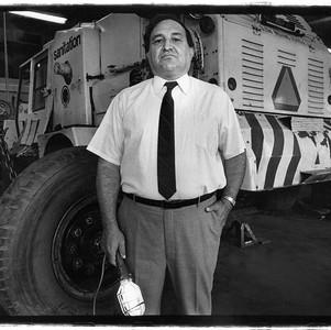 Sanitation Commissioner, Staten Island