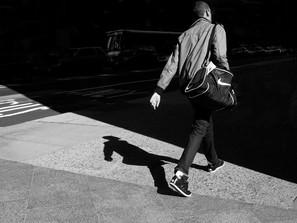 Man into Shadow