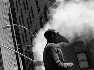Man and Steam