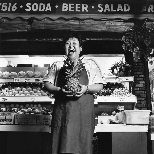 Convenience Owner's Wife, New York