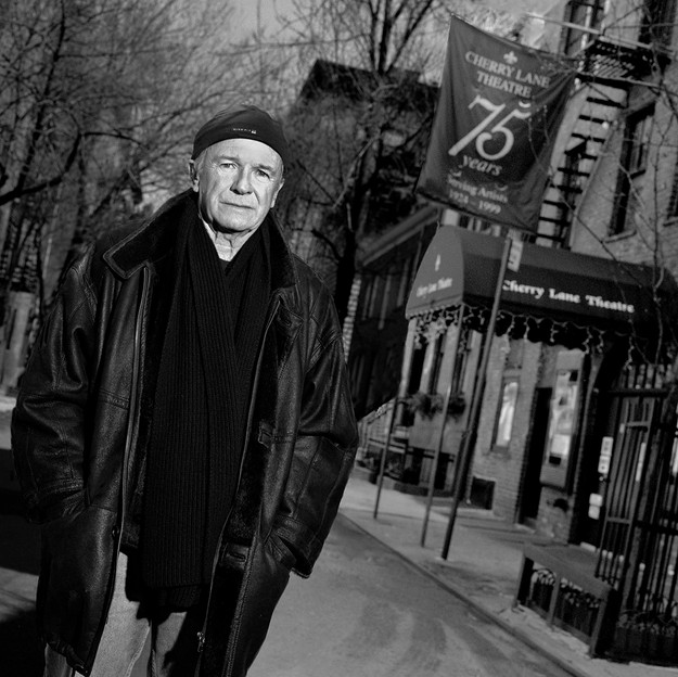 Playwright, Greenwich Village