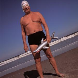 Marathon Swimmer Legend, New Jersey