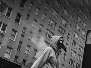 Woman in a Hood
