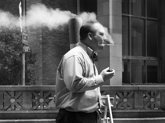 Smoking Man 2